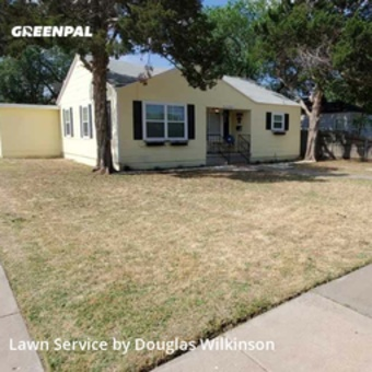 Yard Cuttingin Lubbock,79410,Grass Cutting by Friendly Lawn Care, work completed in May , 2020