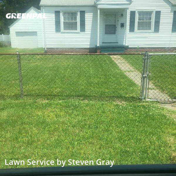 Grass Cuttingin Portsmouth,23702,Yard Mowing by Mr Reasonable Lawn C, work completed in Sep , 2020