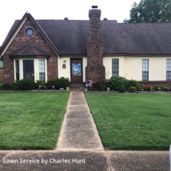 Grass Cutin Southaven,38671,Lawn Mowing Service by River Town Pmg, work completed in Jun , 2020