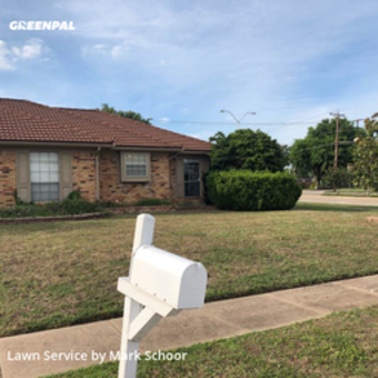 Lawn Cuttingin Richardson,75081,Lawn Care by Blue Ridge Lawns , work completed in Jul , 2020
