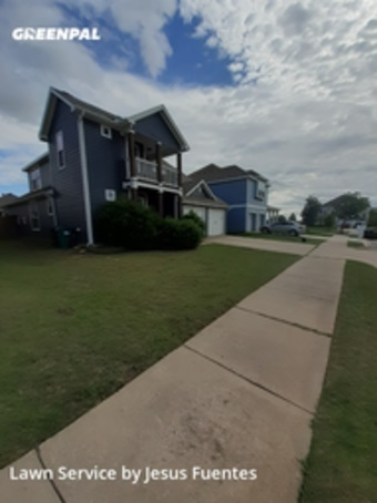 Grass Cutin Denton,76207,Lawn Mowing by Cowboy Cutt Lawn Care, work completed in Jul , 2020