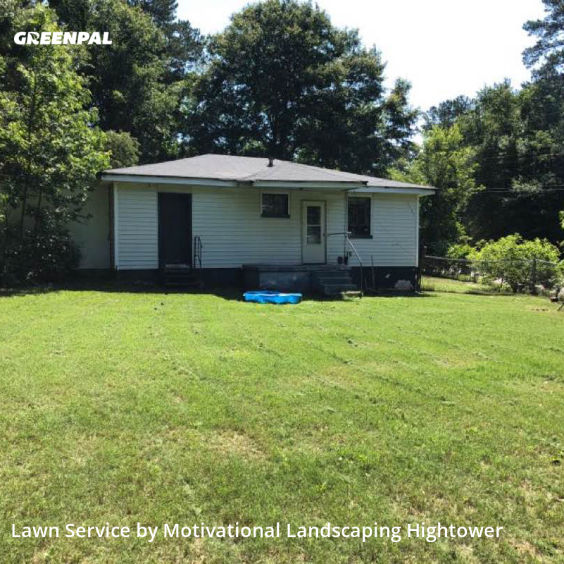 Lawn Mowin Augusta,30906,Lawn Service by Motivational Landsca, work completed in Jul , 2020