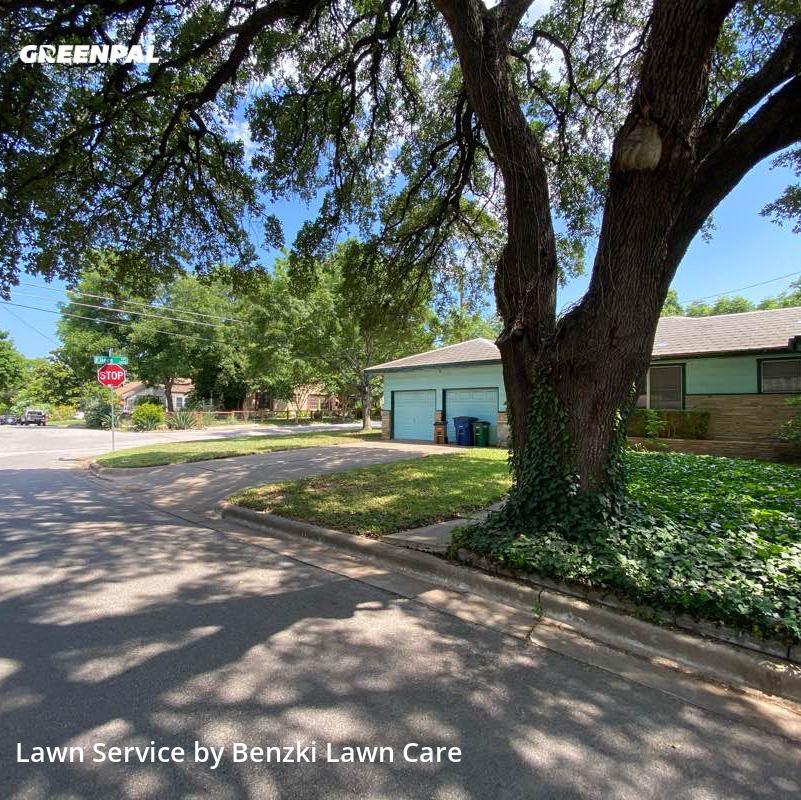 Lawn Mowing Servicein Austin,78751,Lawn Mowing by Benzki Lawn Care, work completed in Jul , 2020