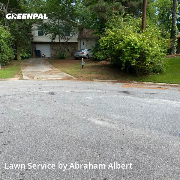 Lawn Carein Jonesboro,30238,Lawn Cutting by Asa Pro Lawn Care, work completed in Jul , 2020