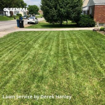 Yard Cuttingin Affton,63123,Lawn Care Service by Dash Lawn Service Llc, work completed in Sep , 2020