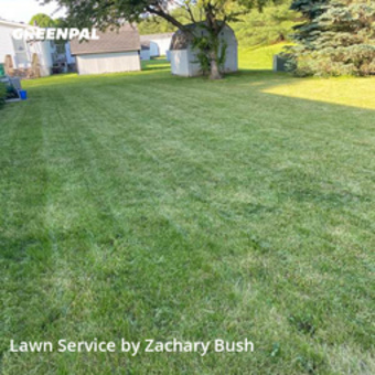 Lawn Maintenancein Noblesville,46062,Lawn Care Service by Zach's Lawn Care, work completed in May , 2020