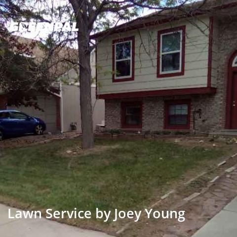 Yard Cuttingin Arvada,80004,Lawn Service by Ypmi Enterprises Llc, work completed in Aug , 2020
