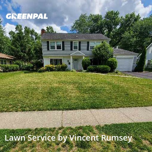 Lawn Mowing Servicein Bowie,20715,Lawn Service by Precision Lawn Care , work completed in Sep , 2020