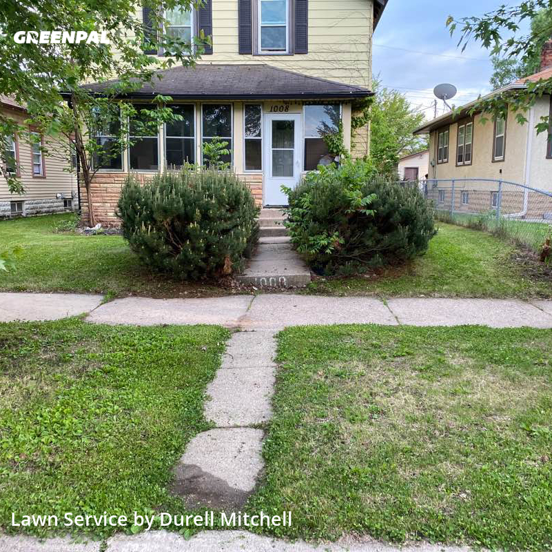 Grass Cuttingin Saint Paul,55104,Grass Cutting by Bound Landscaping , work completed in Aug , 2020