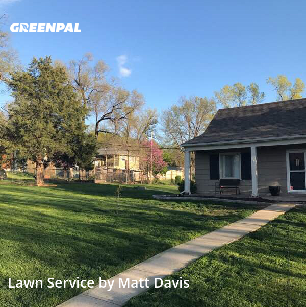 Lawn Mowin Mission,66202,Lawn Care by Mid Western Lawn Care, work completed in Jul , 2020