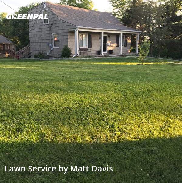 Lawn Care Servicein Mission,66202,Lawn Maintenance by Mid Western Lawn Care, work completed in Oct , 2020