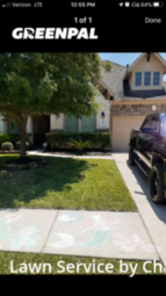 Lawn Mowingin Conroe,77384,Lawn Maintenance by Tri Care Lawn Care, Llc, work completed in Jul , 2020