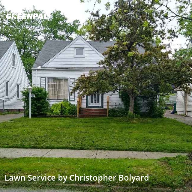 Lawn Mowingin Maple Heights,44137,Yard Mowing by B&B Trading Post Llc, work completed in Jul , 2020