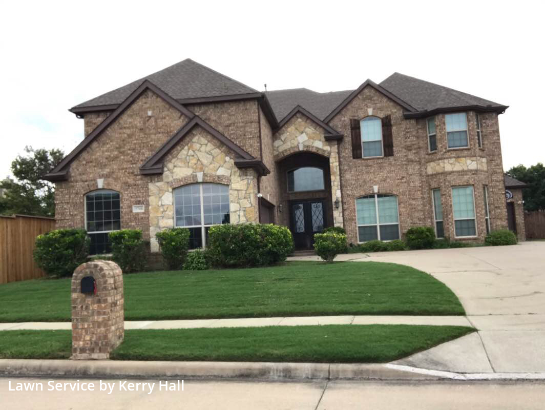 Grass Cutin Sachse,75048,Yard Mowing by Platinum Iv Lawn Co., work completed in Jul , 2020
