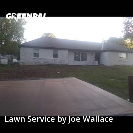 Lawn Mowin Mission,66202,Lawn Mow by Joe's Lawn Service, work completed in Jul , 2020