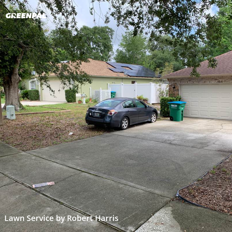 Lawn Cutin Deltona,32725,Yard Cutting by Afg Landscaping Llc, work completed in Sep , 2020
