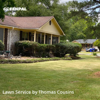 Yard Mowingin Charleston,29414,Lawn Service by Tdh Lawncare, work completed in May , 2020