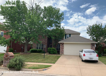 Lawn Servicein Arlington,76016,Lawn Cutting by Lawns By G, work completed in May , 2020