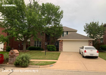 Lawn Mowin Arlington,76016,Lawn Mow by Lawns By G, work completed in May , 2020