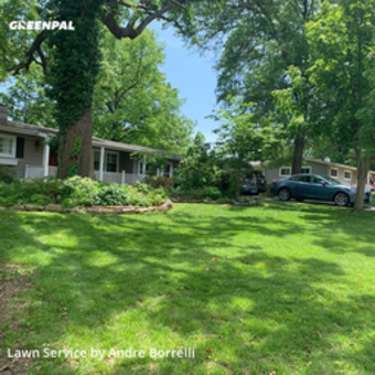 Grass Cuttingin Ballwin,63021,Lawn Mowing by Juniors Lawn Care, work completed in Sep , 2020