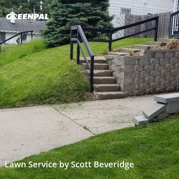 Lawn Maintenancein Des Moines,50310,Lawn Cutting by Green Clips Lawn Care, work completed in Aug , 2020