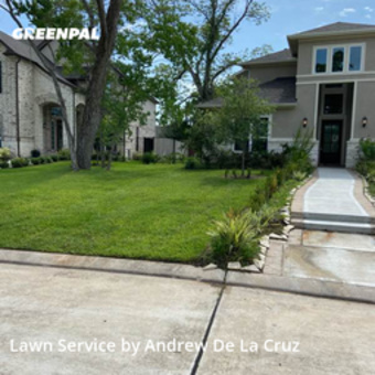 Lawn Servicein Missouri City,77459,Lawn Care by Dlc Lawn Care , work completed in Jul , 2020