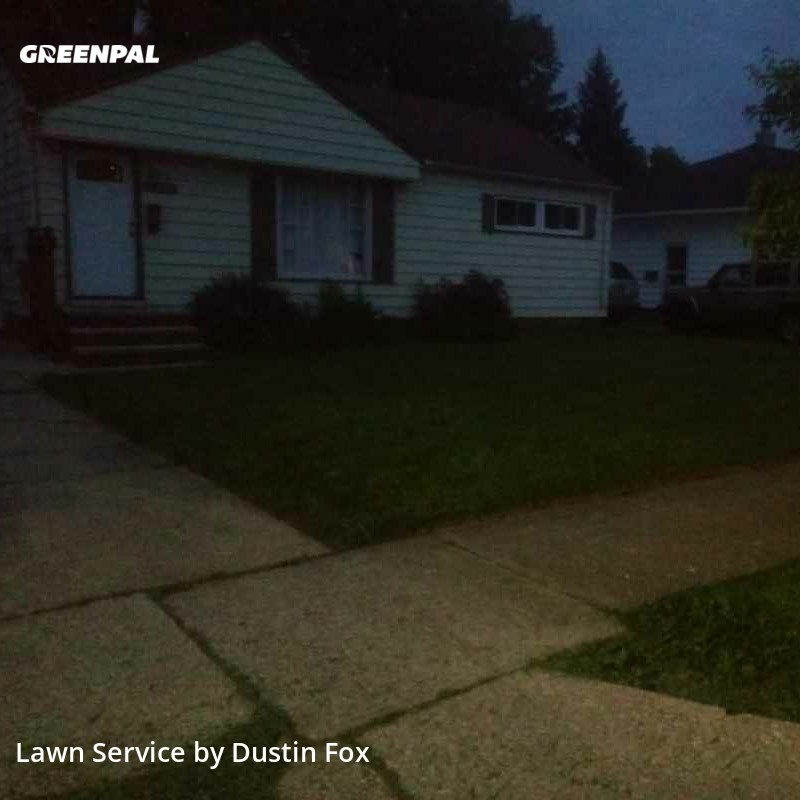 Yard Cuttingin Cleveland,44135,Lawn Care by Lawntopia , work completed in Aug , 2020