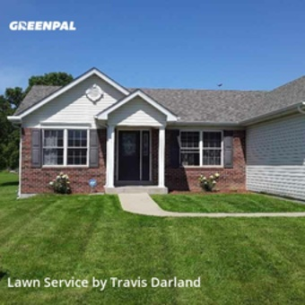 Lawn Carein Fairview Heights,62208,Lawn Mowing by The Grass Guys , work completed in Jul , 2020