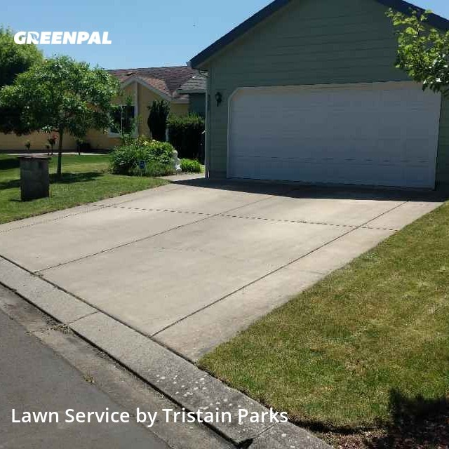 Lawn Cutin Eugene,97402,Yard Mowing by Parks Lawncare, work completed in Aug , 2020