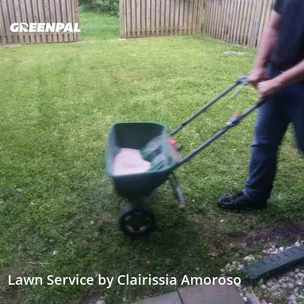 Lawn Cuttingin Columbia,21045,Yard Cutting by Lawn Hope, work completed in Aug , 2020