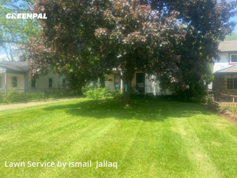 Yard Cuttingin Columbus,43223,Lawn Mowing Service by Mj's Seasonal , work completed in May , 2020