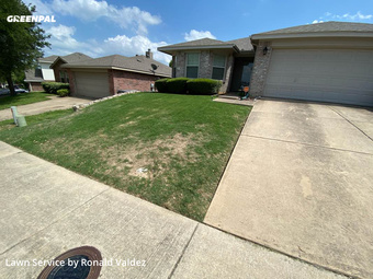 Yard Cuttingin Dallas,75241,Lawn Care Service by Valdez Lawn Care, work completed in May , 2020