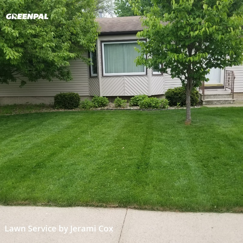 Lawn Mowingin Sioux Falls,57106,Lawn Care Service by Infinity Lawn, work completed in Aug , 2020