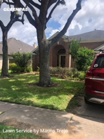 Yard Cuttingin League City,77573,Yard Cutting by M&A Lawn, work completed in Jul , 2020