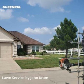 Lawn Carein Denton,76207,Lawn Mowing by Sir Mows A Lot, work completed in Jul , 2020