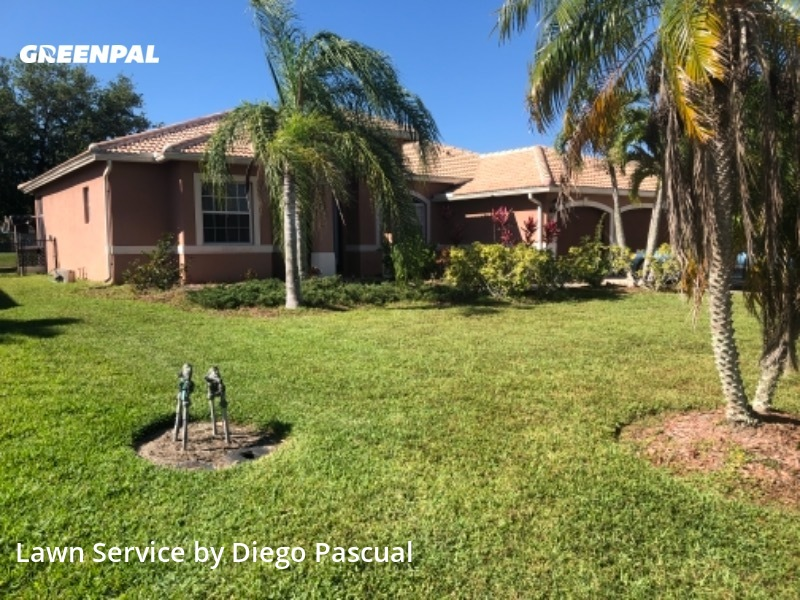 Lawn Care Servicein Naples,34120,Lawn Care Service by Simply Lawn Maint., work completed in Aug , 2020