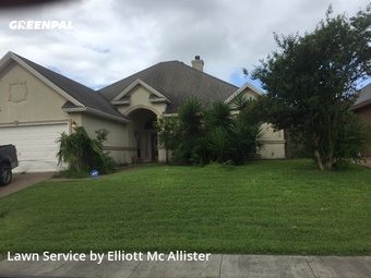 Lawn Care Servicein Corpus Christi,78414,Yard Cutting by Oddly Satisfying , work completed in Jul , 2020