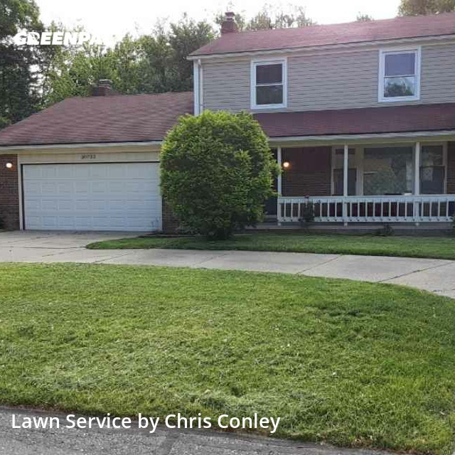 Lawn Cutin Southfield,48076,Lawn Maintenance by Marie Maintenance, work completed in Aug , 2020