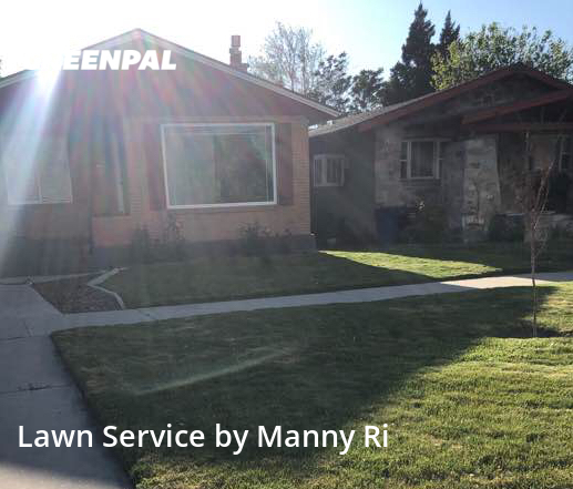 Lawn Care Servicein Salt Lake City,84116,Yard Mowing by Sunny Side Mowe, work completed in Aug , 2020