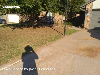Lawn Servicein Yukon,73099,Lawn Care Service by Jcen Lawn Care, work completed in Aug , 2020