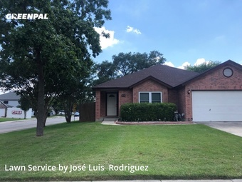 Grass Cuttingin Schertz,78154,Lawn Mowing by Texas Lawn Care Llc,, work completed in Sep , 2020
