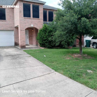 Lawn Servicein Converse,78109,Lawn Mowing by Torco Services, work completed in Jul , 2020