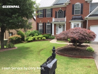 Lawn Mowingin Smyrna,30080,Grass Cutting by Earth Pro, Llc, work completed in Aug , 2020