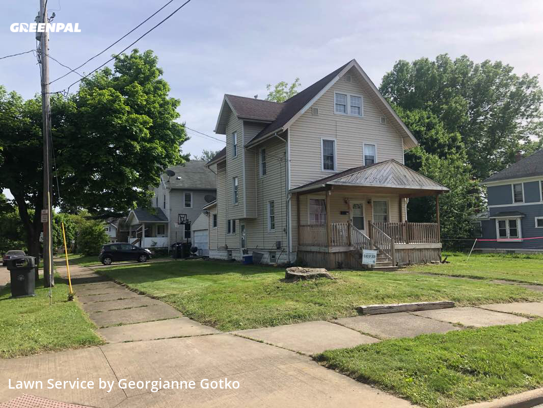 Lawn Mowin Akron,44301,Lawn Care by Incredible Lawncare, work completed in Jul , 2020