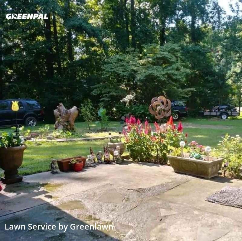 Lawn Mowingin El Monte,91731,Lawn Cut by Greenlawn, work completed in Jul , 2020