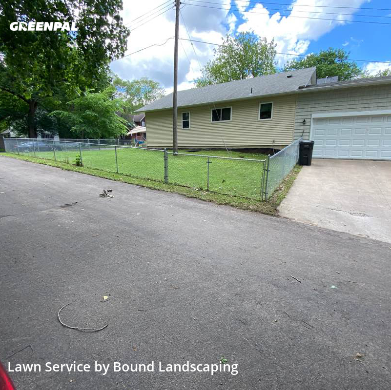 Lawn Cutin Saint Paul,55130,Lawn Care by Bound Landscaping , work completed in Aug , 2020