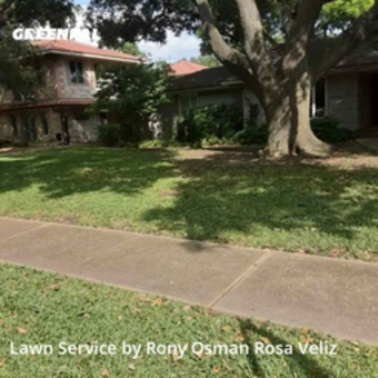 Yard Mowingin Dallas,75214,Lawn Care by R&Rconstructionsllc, work completed in May , 2020