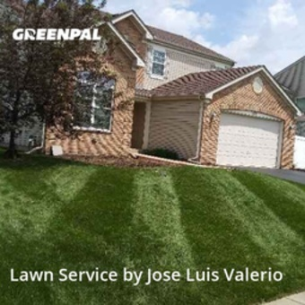 Yard Mowingin Bolingbrook,60490,Lawn Mow by Valerio's Landscaping, work completed in Sep , 2020
