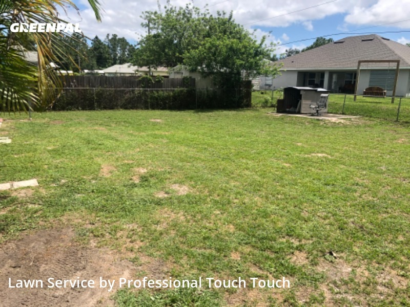 Lawn Mowin Palm Bay,32909,Lawn Care by K & T Professional T, work completed in Jul , 2020