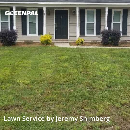 Grass Cutin Concord,28027,Lawn Cut by Icon Lawn Maintenanc, work completed in Sep , 2020